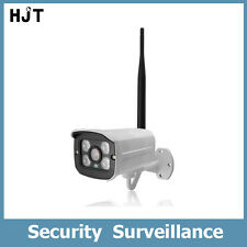 HJT 720P Wireless IP Camera Two-way Audio Outdoor Security Network Onvif 4IR LED