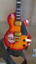 SLASH GUNS N' ROSES - Les Paul Sunburst 1:4 scale replica guitar  ~AXE HEAVEN~
