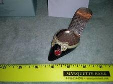PartyLite Audrey P8816 High Heel Shoe Tealight Candle Votive Holder (Rf-fr10)