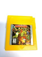 Donkey Kong Land 2 II Original GameBoy Color Game Tested - Working - Authentic!