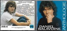 CD DANIEL BALAVOINE & PRESENCE 19T BEST OF EXCLUSIVITE CLUB DIAL DE 1993 TBE