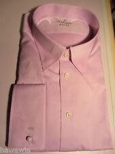 van Laack Royal 47,5 19  3 XL Radici 66-138,rosa weiß gestreift, 139 €   9315