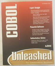 COBOL Unleashed by Sams Development Group Paperback Book - 1998 Edition