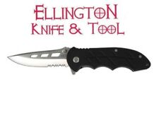 EKT Tactical Spring Assisted Linerlock Folding Knife - G10 Handle  FAST SHIPPING