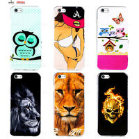 Custodia Cover Design Estate Donna Per Apple iPhone 4 4s 5 5s 5c 6 6s 7 Plus SE