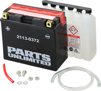 Parts Unlimited 2113-0205 AGM Maintenance-Free Battery
