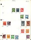 BOLIVIA STAMP LOT #21: Assorted Scott #189-216, Used & Mint