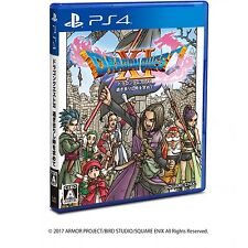 Dragon Quest XI Sugisarishi Toki o Moto SONY PS4 PLAYSTATION 4 JAPANESE VERSION