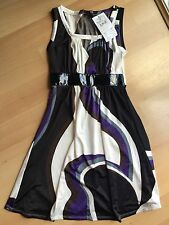 Superb Morgan Party DRESS SIZE XS RRP £65 Brand NEW Unwanted Gift Sold Out