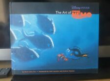 LIVRE THE ART OF FINDING NEMO - DISNEY PIXAR Artbook