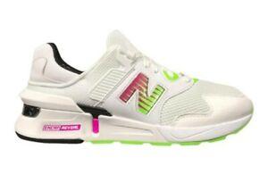 NEW Men's SZ 9.5, NEW BALANCE 997S X Kawhi Leonard Shoes MS997KL3 WHITE /  LIME