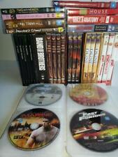 DVD'S BULK LOT – 6 x BOX SETS – 7 x TV SERIES – 48 x MIXED GENRE
