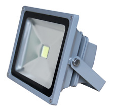 20W LED OUTDOOR SECURITY FLOOD LIGHT, CONSTRUCTION WORK SITE