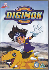 Digimon Digital Monsters - Togemon In Toy Town + 2 more episodes UK R2 DVD