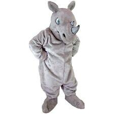Rhino Professional Quality Mascot Costume Adult Size