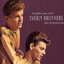 THE EVERLY BROTHERS The Golden Years Of The Everly Brothers CD NEW Greatest Hits