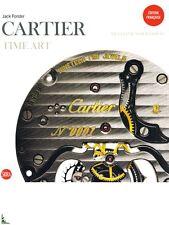 CARTIER Time Art, Mecanics of passion, Ed. Française