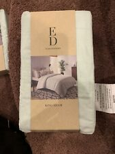 Ellen DeGeneres Ed Trousdale King Pillow Sham Mint Green