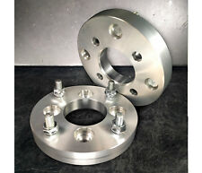 """4x115 to 4x108 / 4x4.25 US Wheel Adapters 1"""" Thick 12x1.5 Studs 74mm bore x 4"""