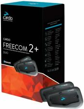 CARDO INTERFONO BLUETOOTH - FREECOM 2 PLUS - VERSIONE DOPPIA