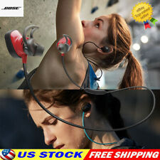 New Bose SoundSport Wireless In Ear Bluetooth Headphones Nfc Bose Red