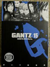 Gantz Vol. 15 by Hiroya Oku (2011, Paperback)