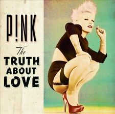 PINK - TRUTH ABOUT LOVE CD/DVD (Sony Australia release) NEW & SEALED