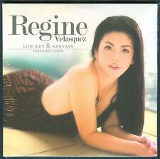 Philippines REGINE VELASQUEZ Low Key & Fantasy Collection OPM SEALED CD