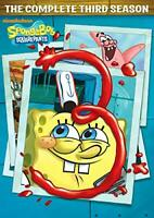 SpongeBob SquarePants: The Complete Third Season (Season 3) (3 Disc) DVD NEW