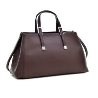 Dasein Women Handbag Faux Leather Satchel Tote Bag Shoulder Bag Medium Purse