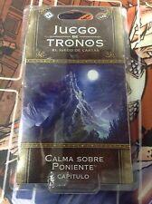 Calma sobre Poniente / Poniente (Juego de tronos LCG 2ª Edición)
