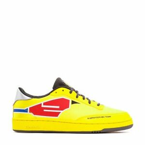 {GW2424} Reebok Power Rangers x Club C 'Saber-Toothed Tiger Zord' *NEW*