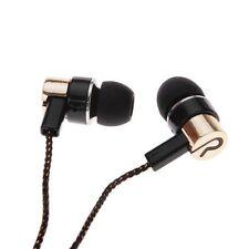 New 3.5mm In-Ear Earphone Stereo Headphone Bass Sports Headset Metal Earbuds