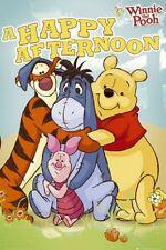 Poster Winnie the pooh happy afternoon Honigbär Tigger 61 x 91,5 cm
