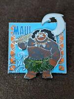 Disney Pin Trading Moana Maui Pin