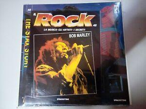 Disco Vinile 33 Giri DeAgostini Il Rock N°48 Bob Marley