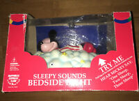 Vintage Mickeys Disney Sleepy Sounds Bedside Light Sensor Lights Up Counts Sheep