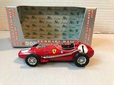Brumm 1:43 Scale Ferrari Dino 246 racing car, part boxed