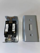 Ge General Electric Cr101y1 Manual Motor Disconnect Starter Switch
