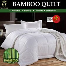 Unbranded Polyester Patternless Quilts & Bedspreads