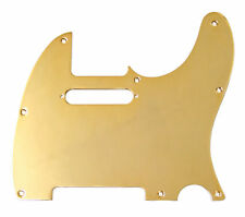 Fender 1-ply gold-plated 8-hole Mount telecaster battipenna