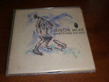 "Depeche Mode 7""/PICTURE SLEEVE Everything Counts"