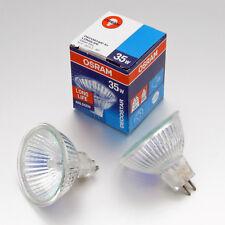 x 10 Halogen Downlights OSRAM MR16 35 W 12V GU 5.3  Down Light Bulbs  Downlight