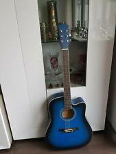 Neuw. Western Gitarre Akustische Gitare 6 Saiten Westerngitarre Guitar