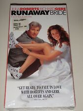Runaway Bride JULIA ROBERTS RICHARD GERE VHS Movie New Sealed In Box # 323843