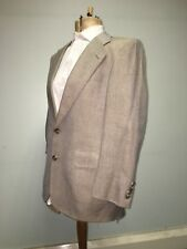 PIERRE CARDIN Silk Jacket Sports Coat 38
