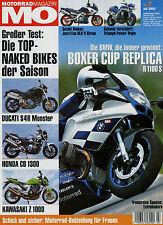 mo 7/03 2003 Beta Alp 4.0 Ducati 999S 998 Monster S4R Honda CB 1300 BMW R 1100 S