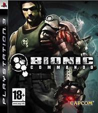 PS3-Bionic Commando (PEGI) /PS3  (UK IMPORT)  GAME NEW