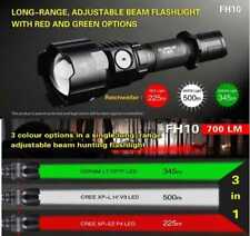 KLARUS Fh10 fokussierbare LED Taschenlampe Akku Sparset