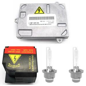 For Volvo C30 C70 S40 V50 Xenon Ballast Igniter & HID D2S Bulb Kit Computer